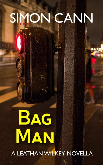 Bag Man by Simon Cann