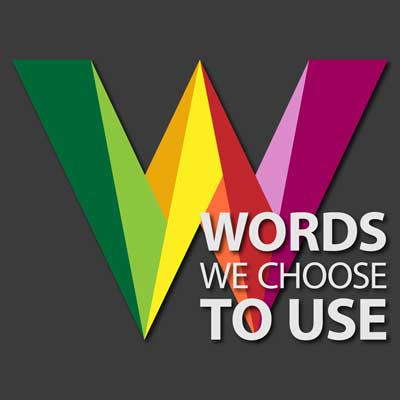 Introducing Words We Choose To Use
