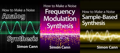 How to Make a Noise: Three New Books Published by Simon Cann