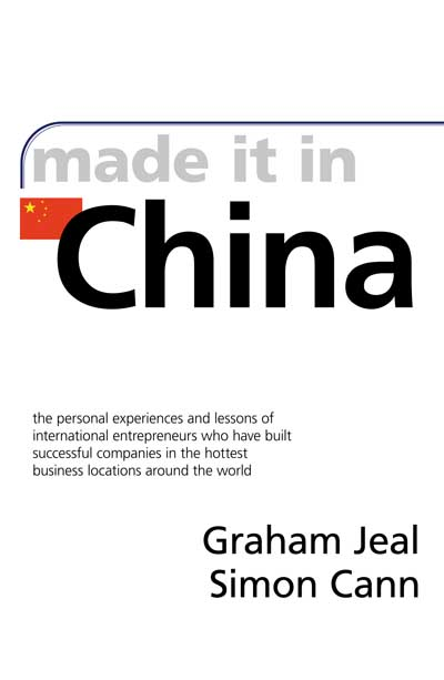 Made it in China by Simon Cann