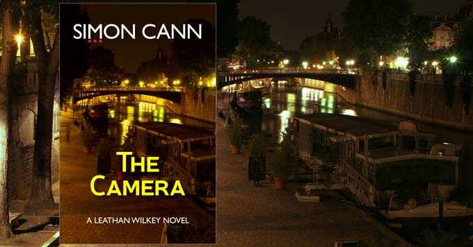 The Camera by Simon Cann